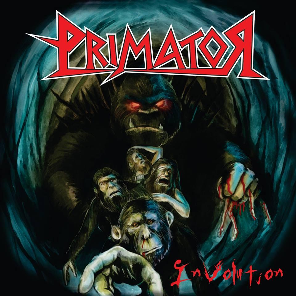 Capa Primator Involution