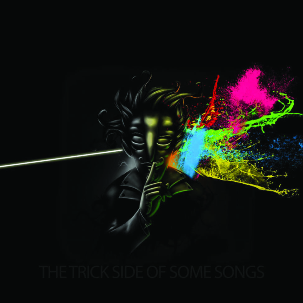 Maestrick_Capa EP_The Trick Side of Some Songs_Low