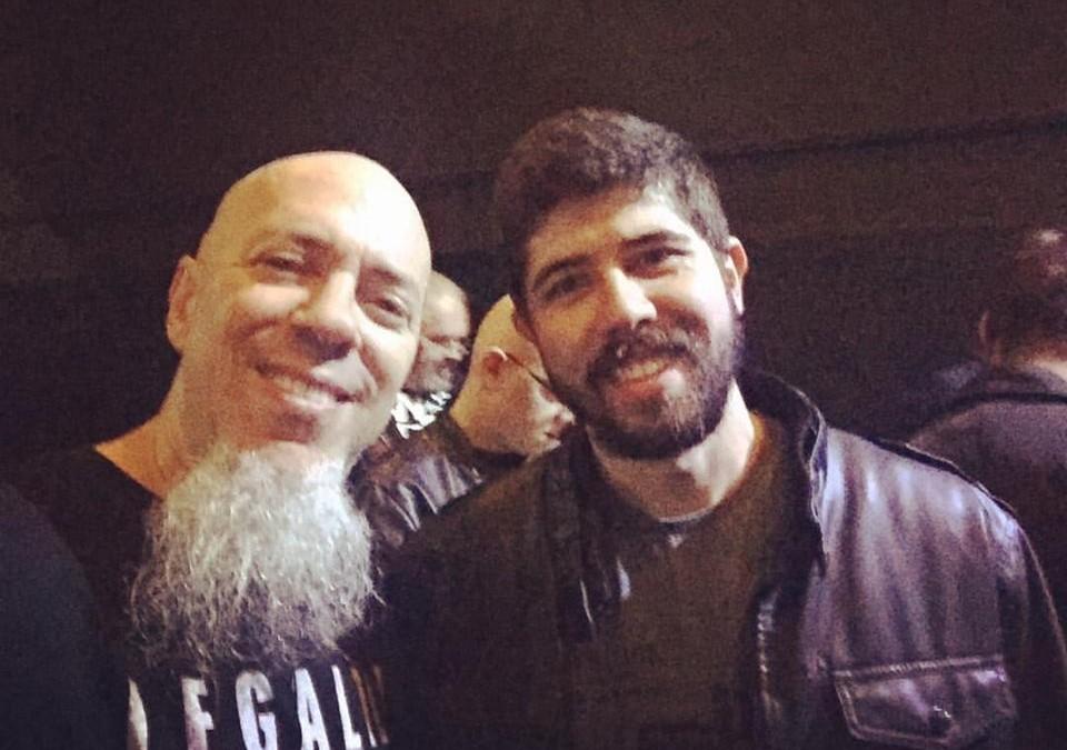 Maestrick: Neemias Teixeira, que venceu concurso promovido por Jordan Rudess, é o novo tecladista da banda