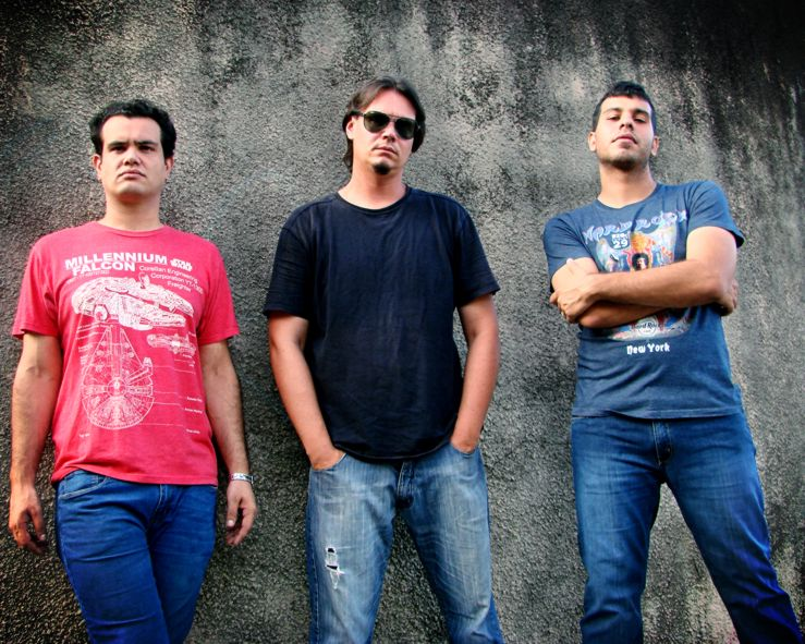"Imagery: Brazil's progressive power trio launches new music video ""The Ordeal"""