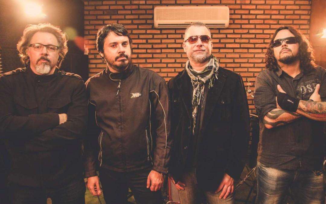 Axes Connection estreia nos palcos como banda convidada do Corrosion Of Conformity em São Paulo