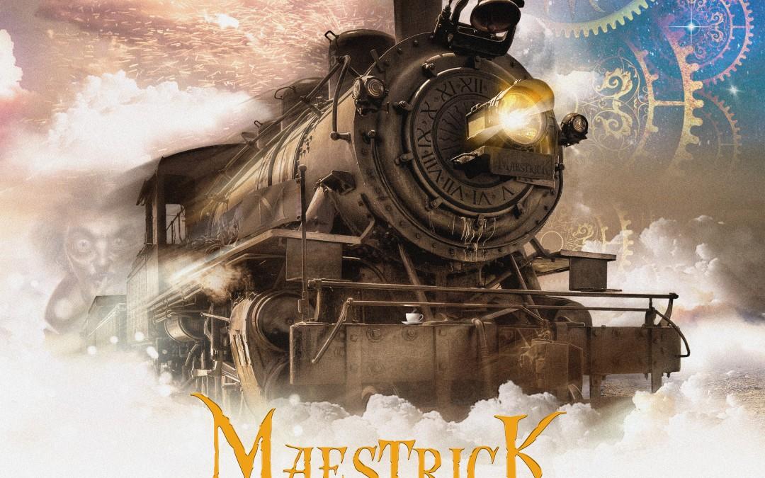 """Maestrick's new album """"Espresso Della Vita: Solare"""" is released in Japan by Marquee/Avalon"""