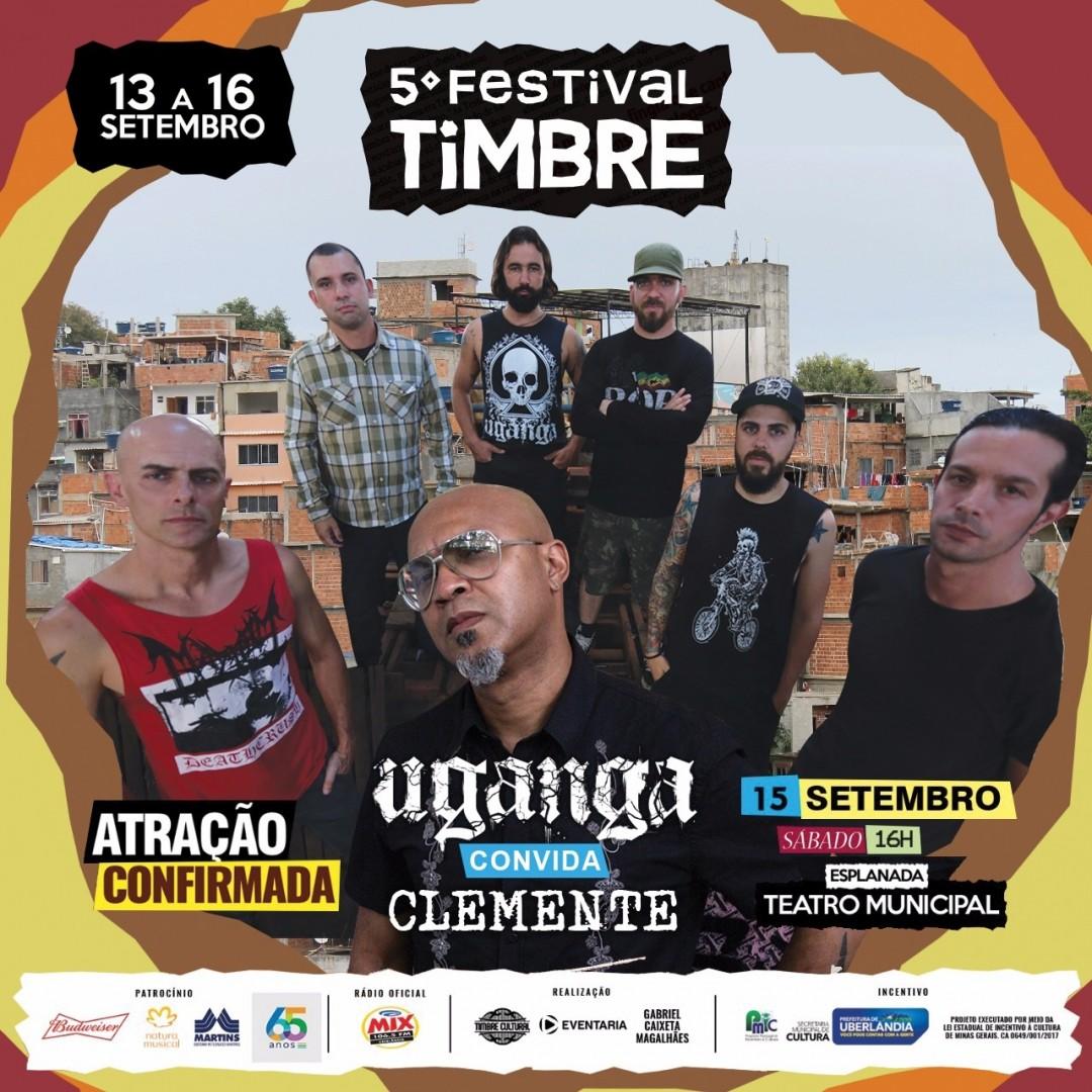 Uganga Convida Clemente_Festival Timbre_