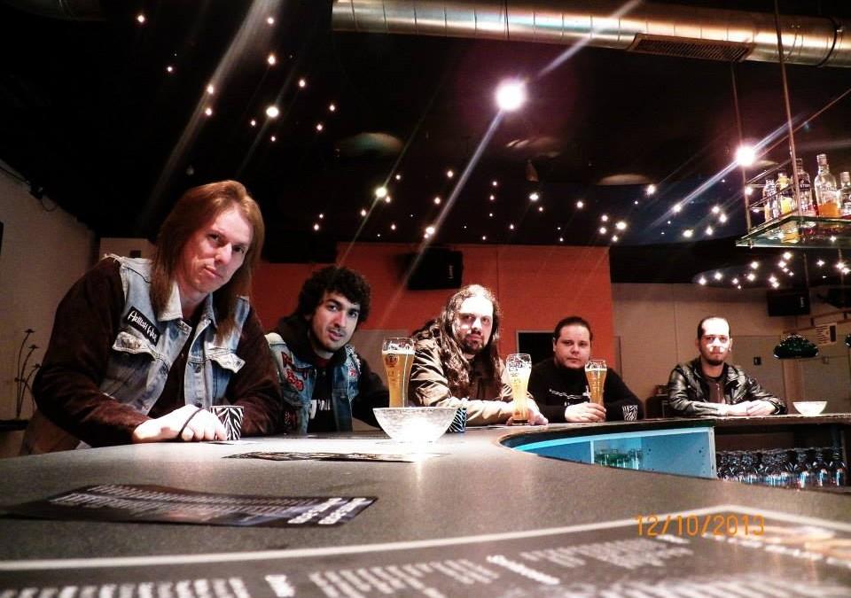 Hellish War anuncia título de novo álbum