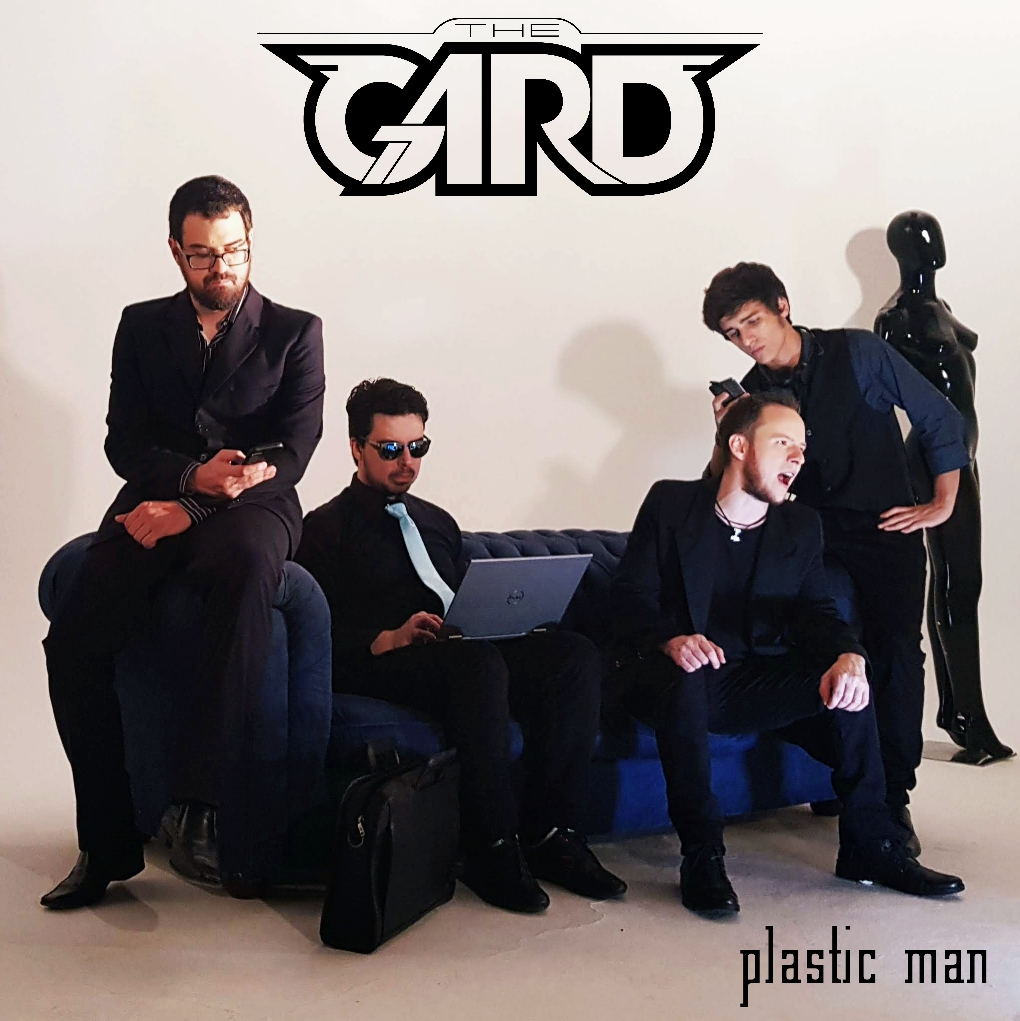 The Gard_Plastic Man_Capa