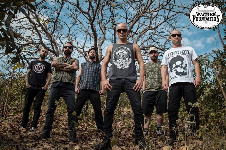 """Uganga faz três shows no Chile em divulgação ao seu novo disco """"Servus"""""""