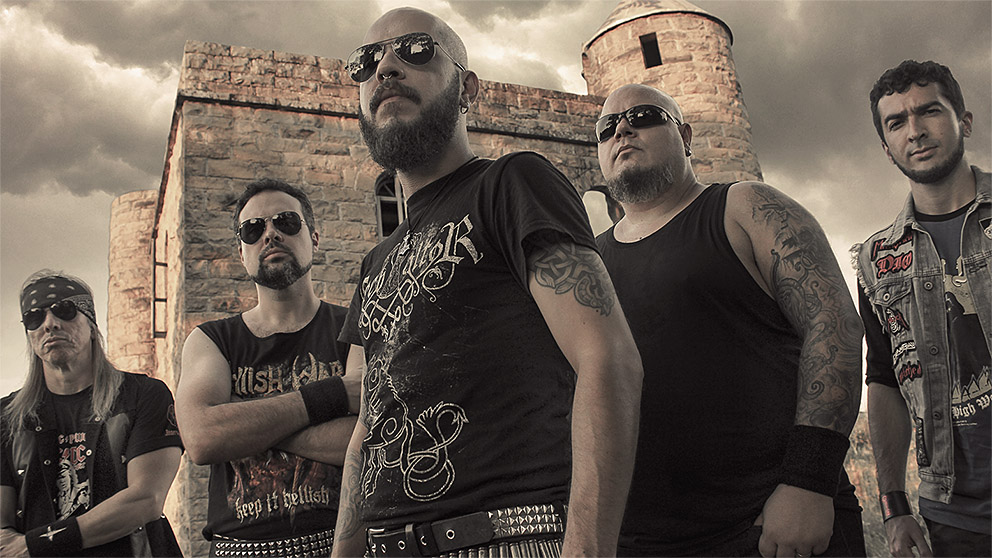 "Hellish War divulga capa e tracklist de novo álbum, ""Wine Of Gods"""