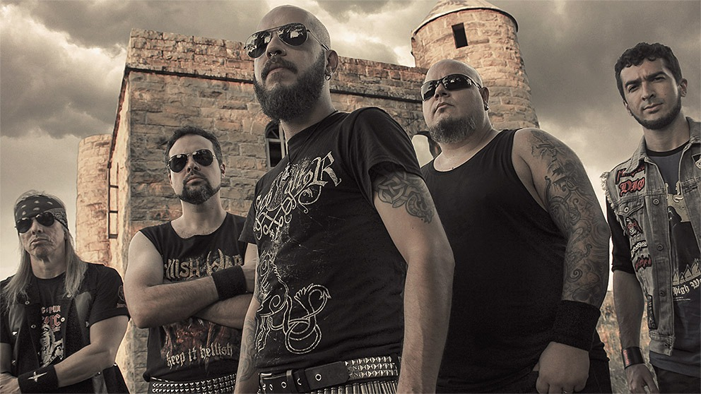 """Hellish War apresenta show da turnê """"Wine Of Gods"""" neste sábado em São Paulo"""