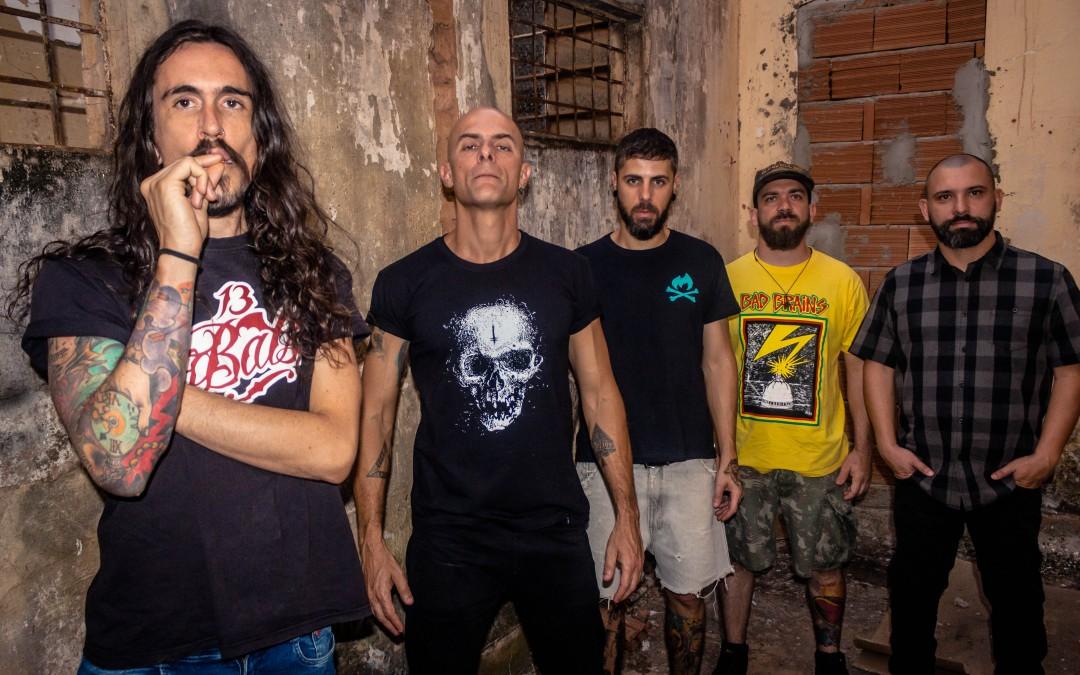 """Uganga: já disponível lyric-video de """"7 Dedos (Seu Fim)"""", mais um música de """"Servus"""", novo álbum da banda indicado entre os """"Melhores de 2019"""" por mais de 20 veículos de comunicação"""