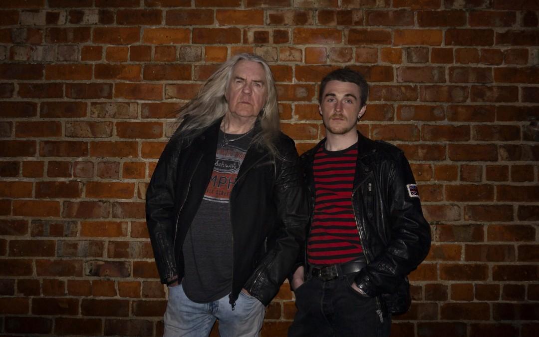 Disco de estreia do Heavy Water, novo projeto do vocalista do Saxon, Biff Byford, será lançado no Brasil pela Heavy Metal Rock